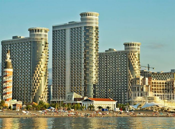 Apart Hotel in Orbi Sea Towers