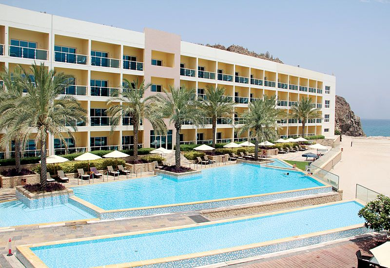 The Radisson Blu Fujairah Resort